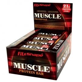 Muscle Протеинов бар 70гр