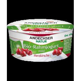 Био сметаново мляко череша 10% 150гр Andechser