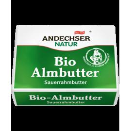Био алпийско масло 250гр Andechser