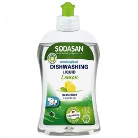 Еко препарат за миене на съдове с лимон 500мл