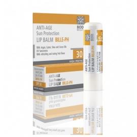 Слънцезащитен балсам за устни SPF 30 4гр Bodi Beauty