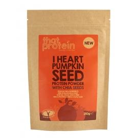 Протеин на прах от тиквени семена с чиа 250g